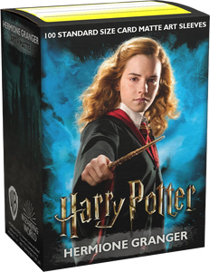Harry Potter - Dragon Shield 100ct Box Deck Protector *Preorder* (Hermione)