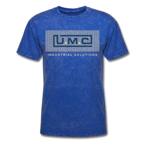 T-Shirt U.M.C. Blau - mineral royal