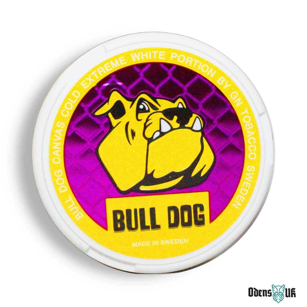 Bull Dog Canvas Cold Extreme White - OdensUK