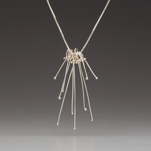 Defined Path: Spindle Necklace