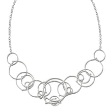 Load image into Gallery viewer, In Orbit: Multi-Loop Necklace