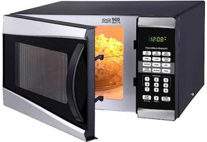 Microwave Rental Return