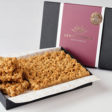 Load image into Gallery viewer, Marmalade and Ginger Flapjack - Small Traybake Gift Box