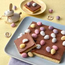 Load image into Gallery viewer, Mini Egg Millionaire's Shortbread - Large Traybake Gift Box