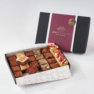 24 Mixed Brownie Bites - Large Gift Box