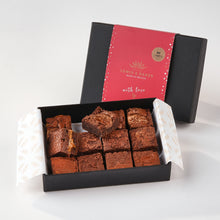 Load image into Gallery viewer, 12 Mixed Brownie Bites - Small Gift Box