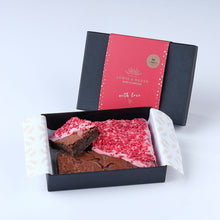 Load image into Gallery viewer, Dipped Brownies - Small Traybake Gift Box