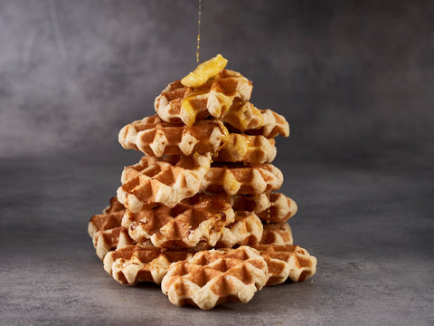 Direct to Masses - Waffles Butter