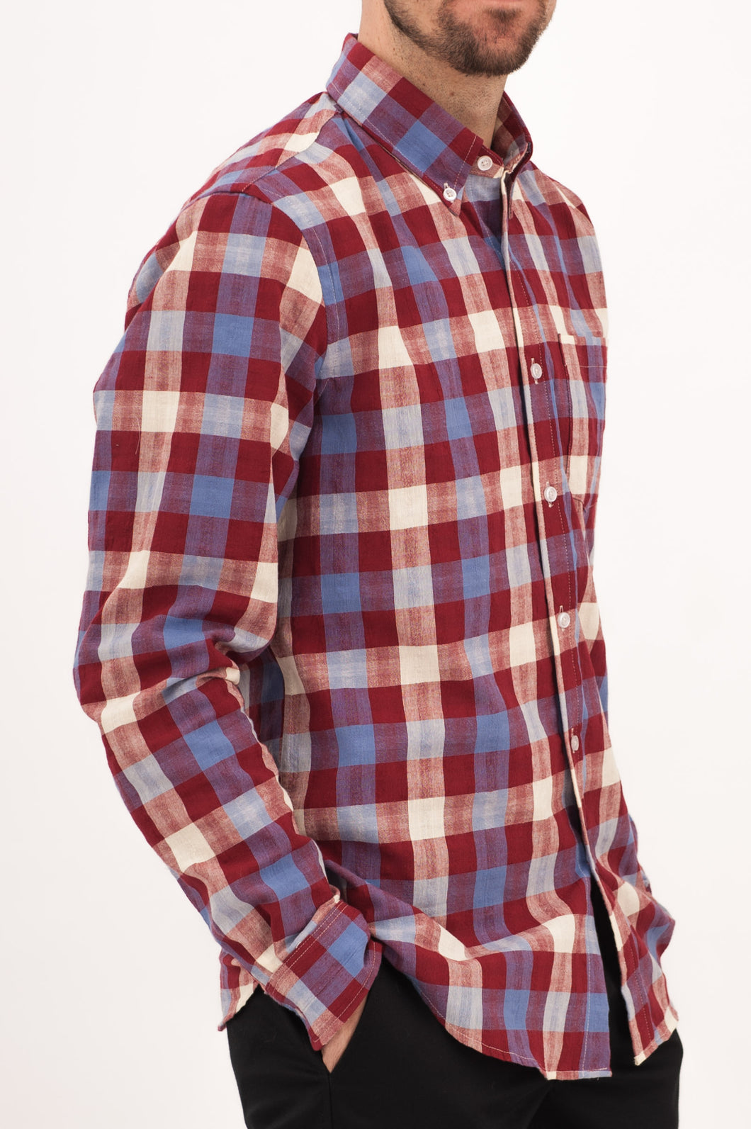 Gino Gingham Check