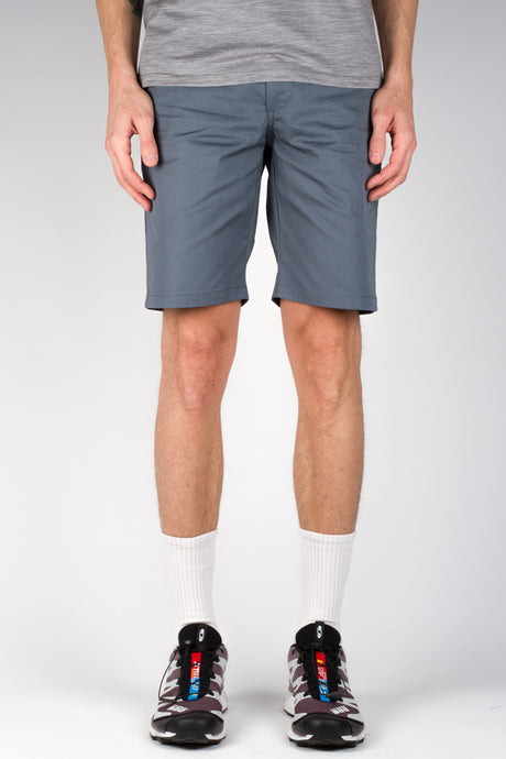 Keenan Short Lightweight - Grey Blue