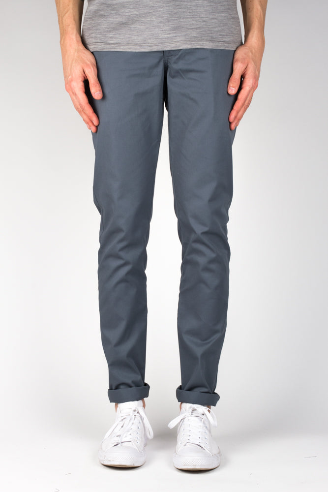 Keenan Slim Lightweight - Grey Blue