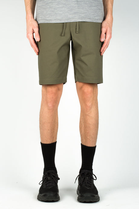 Otis Short Ripstop Stretch - Green