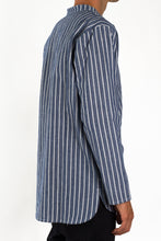 Rafa - Red Selvedge Chambray Stripe