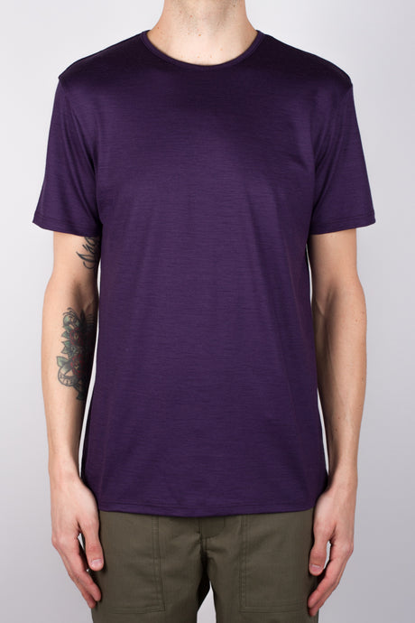 Stevie Merino T-Shirt - Purple