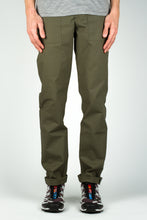 Yvon Ripstop Stretch - Green