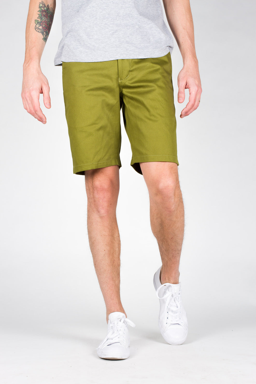 Keenan Lightweight Short - Green