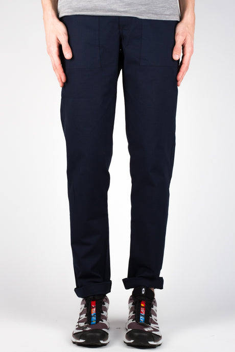 Yvon Ripstop Stretch - Navy