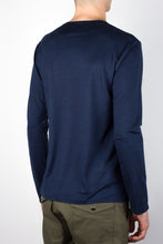Stevie Merino Long Sleeve - Navy