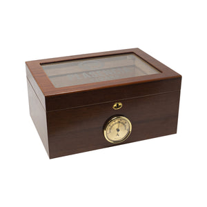 Plasencia Branded Large Humidor (50-100 Count)