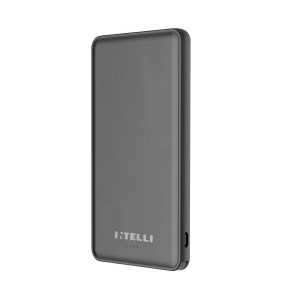 intelliARMOR - Slim Power Bank, Built-In Cables
