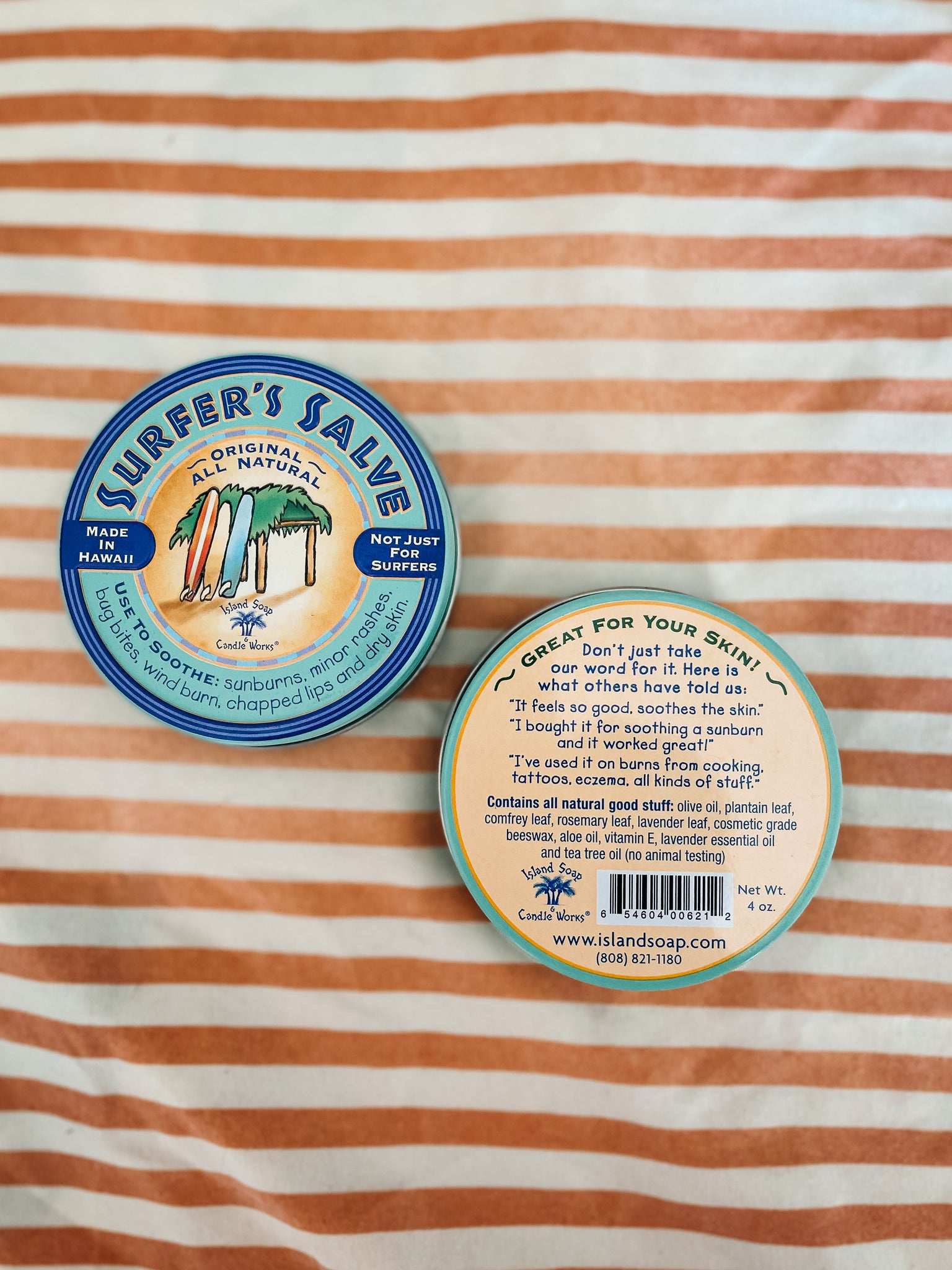 Large Surfer's Salve