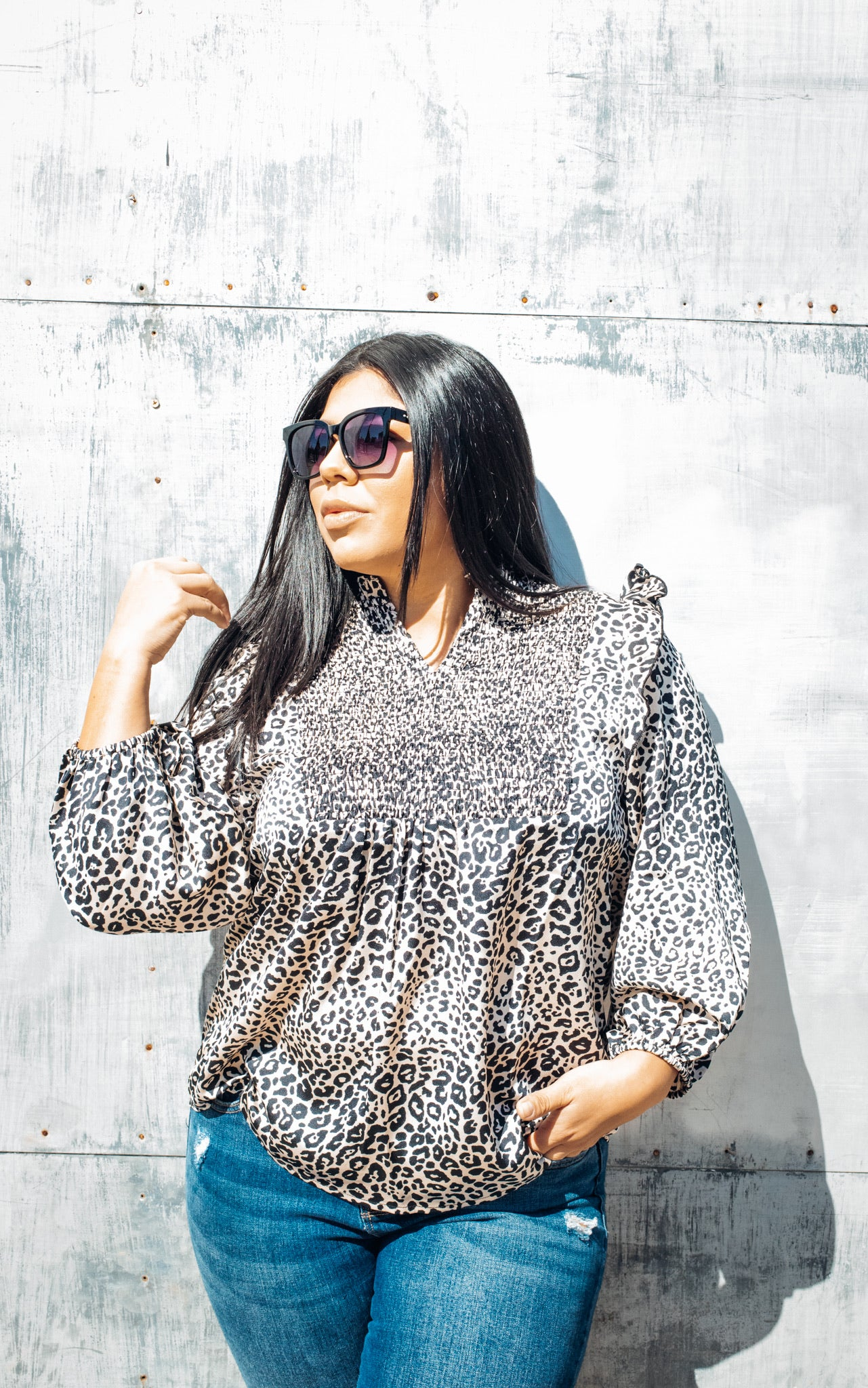 The Cheeta Top