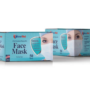 50 Face Masks (Level 1)