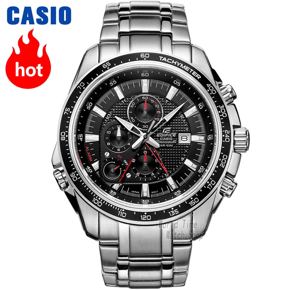 Casio watch Edifice watch men top luxury set Luminous quartz Waterproof Chronograph men watch  Sport military wrist Watch EF-545