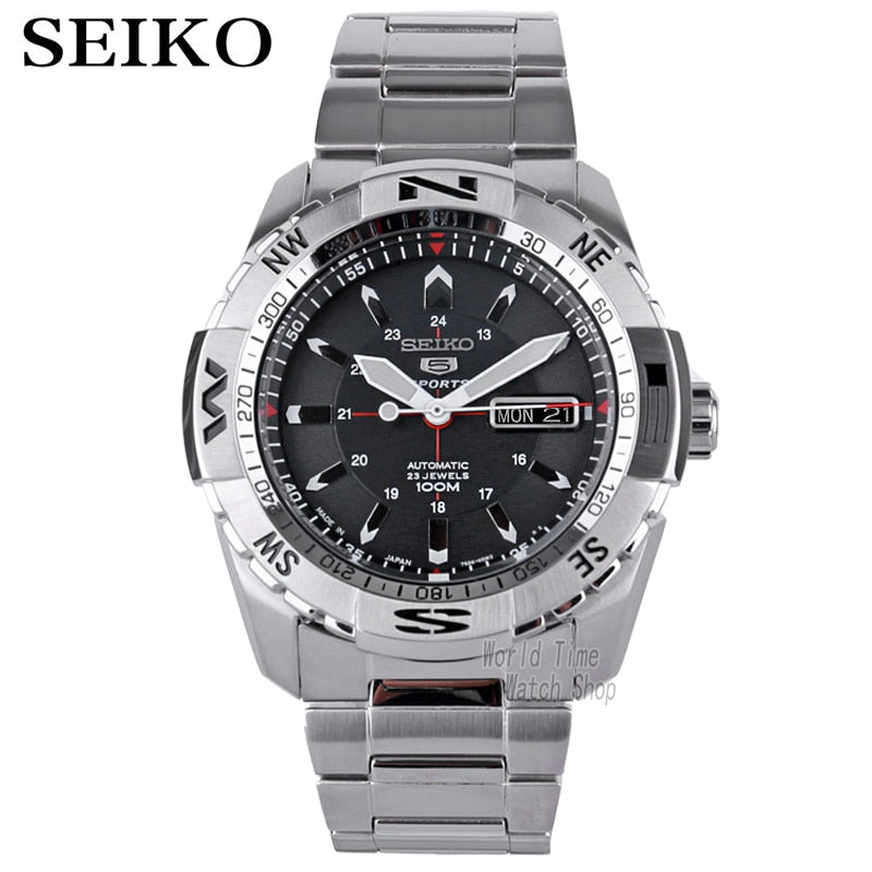 SEIKO MEN'S DIVING SPORTS WATCH