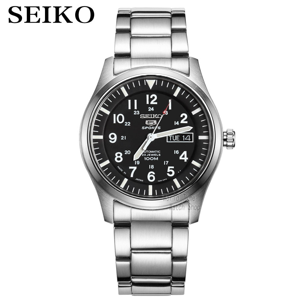 SEIKO MEN'S SPORTS WATCH