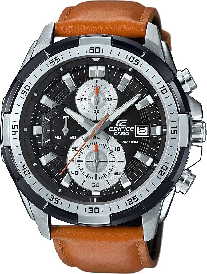 Casio EFR-539L-1BVUDF Edifice Men 'S Wristwatch Classic Stylish Model Europe America Fashion Watches Japanese Watch
