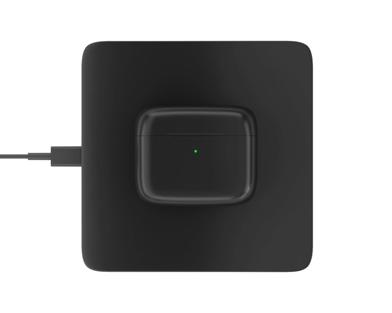 Black Pod Wireless Charging Dock - Black Pods - #black_pods# - #black_pods2# - #black_pods_pro# - #black_podspro# - #blackpods# - #blvckpods# - #blvcknoir# - #black_pods_mini# - #blackpods_mini# - #wireless_e