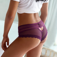 Load image into Gallery viewer, Purple Sexy Lace Panty - Ideal to seduce