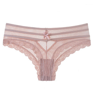 Pink Lace Panties - Ideal to seduce