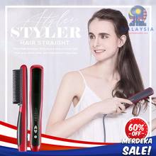 Load image into Gallery viewer, LARA™ HAIR STRAIGHT STYLER 2.0