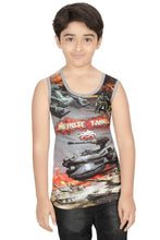 Load image into Gallery viewer, GRANDSTTCH - Boys Tshirts ( Sando )