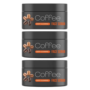 NYC Coffee face Scrub - (Pack of 3)