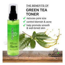Load image into Gallery viewer, Green Tea Toner Alcohol Free (100Ml)