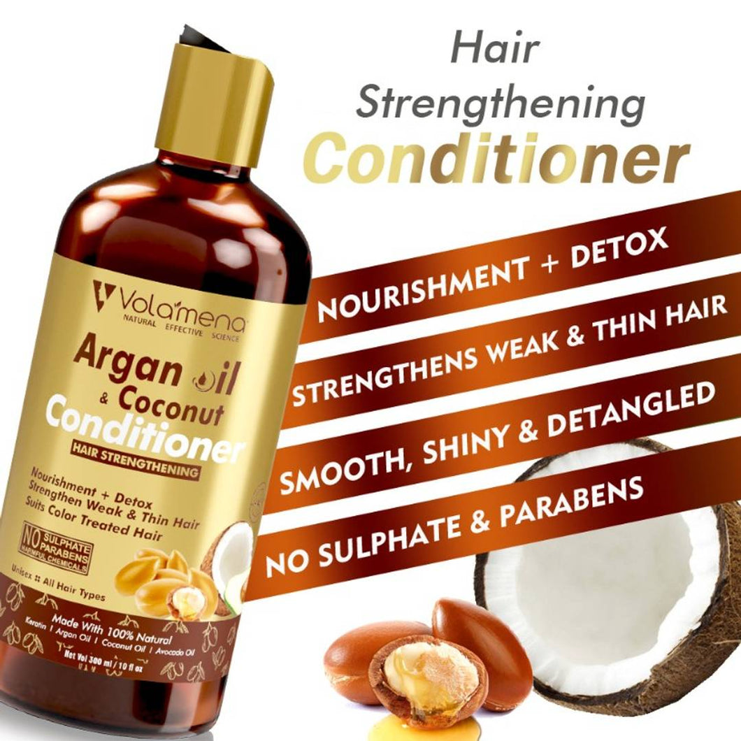 Hair Strengthening Conditioner