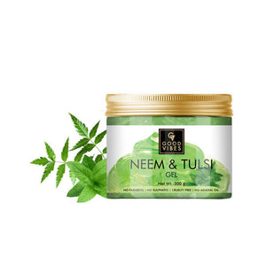 Good Vibes Gel - Neem & Tulsi (300 g)