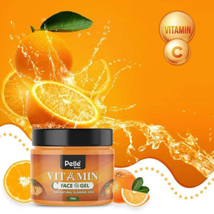 Vitamin C Face Gel For Natural Glowing Skin 100gm