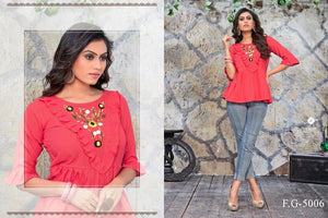 Fashion Galleria Launch New Western Top