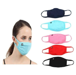 HOSIERY MATERIAL COTTON MASK
