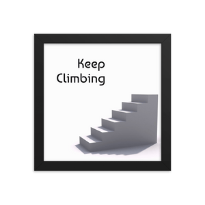 Keep Climbing - StopHassellingMe