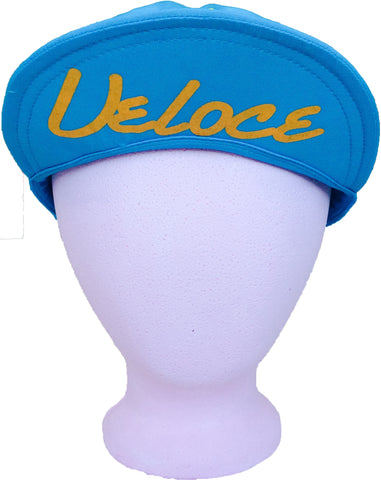 Essential 90s accessories - flip up brim hats - neon hat