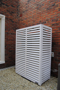 Heat Pump Cover : White - Extra Large