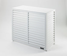 Load image into Gallery viewer, MEDIUM / PRE-ORDER for June delivery / Heat Pump Cover - WHITE (Payment of €45.00 to reserve & balance of €230.00 upon completion of order)