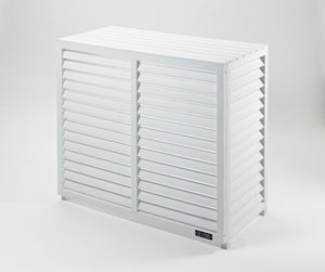 MEDIUM / PRE-ORDER for June delivery / Heat Pump Cover - WHITE (Payment of €45.00 to reserve & balance of €230.00 upon completion of order)