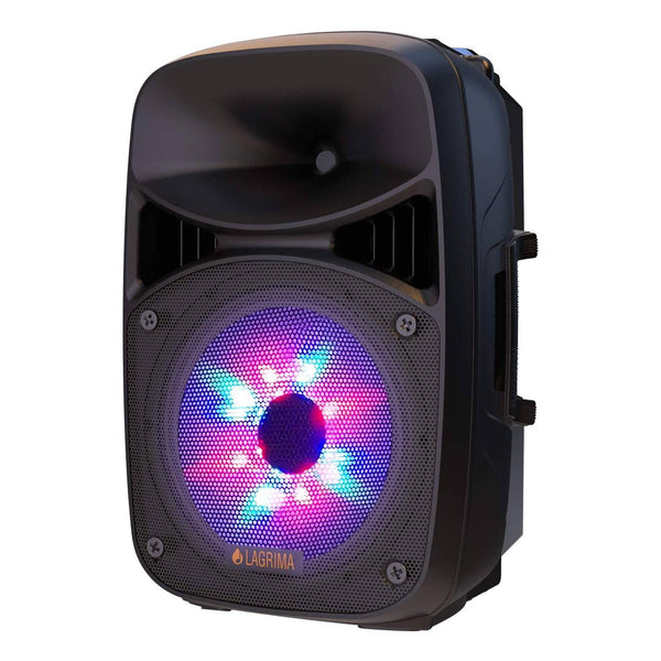 LAGRIMA LPS-400 15-Inch 2-Way 1200W Portable PA Speaker System