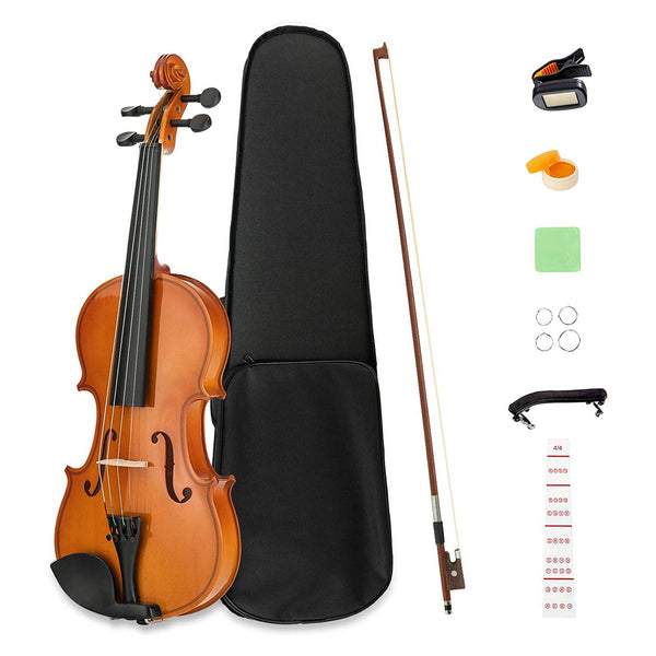 Lagrima 1/2 Beginner Violin, Violin Notes Sticker